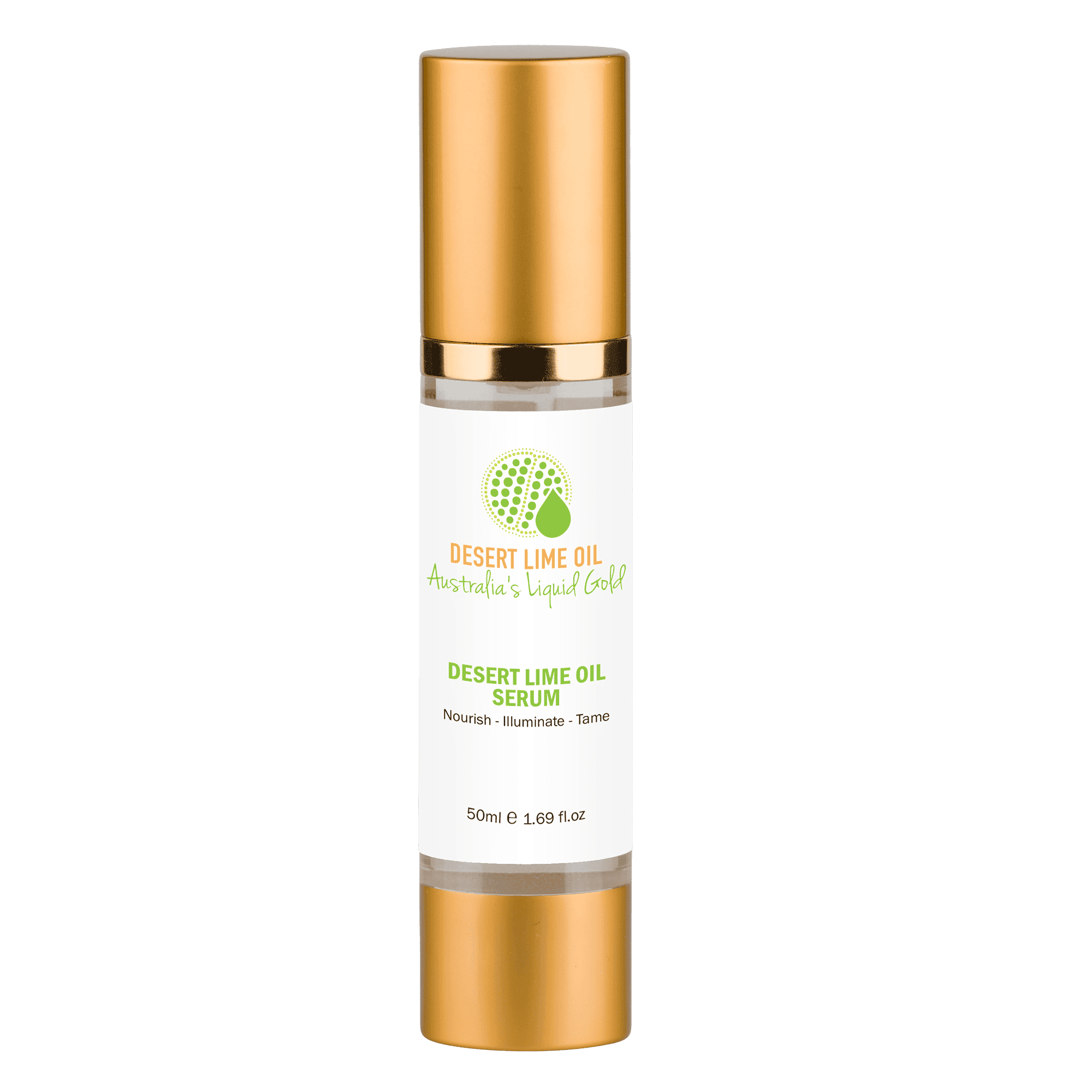 Desert Lime Oil – with silk peptides