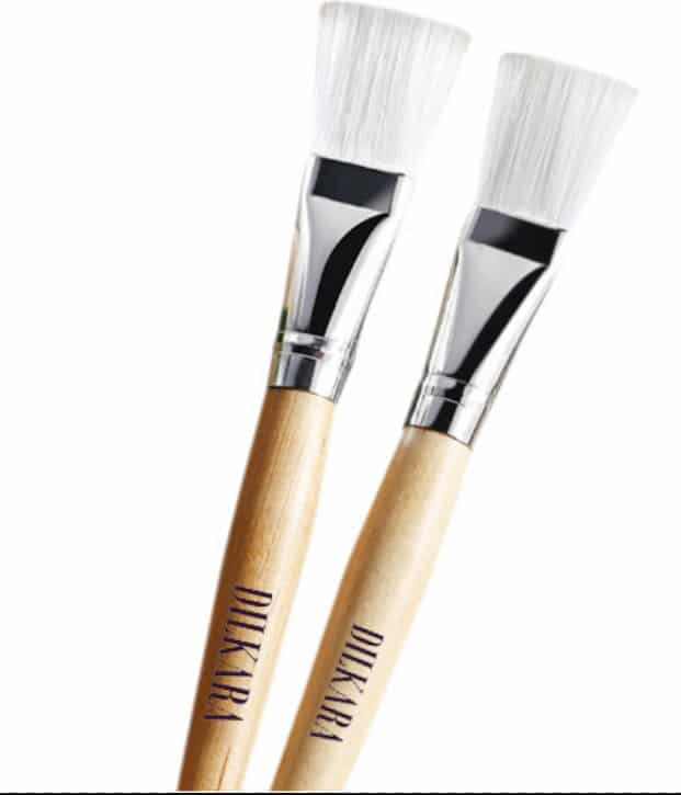 Natural Mask Brush by DILKARA