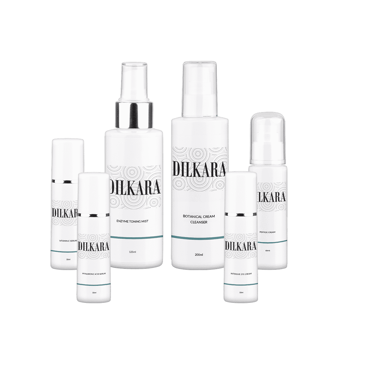 Skincare Pack for Mature/Dry/Delicate Skin